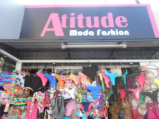 Loja de roupas baratas em Itapema
