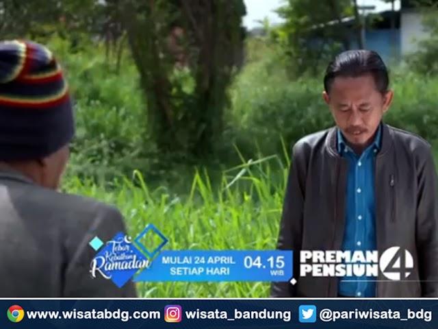 Sinetron Preman Pensiun 4 Tayang Awal Bulan Ramadhan 1441 H