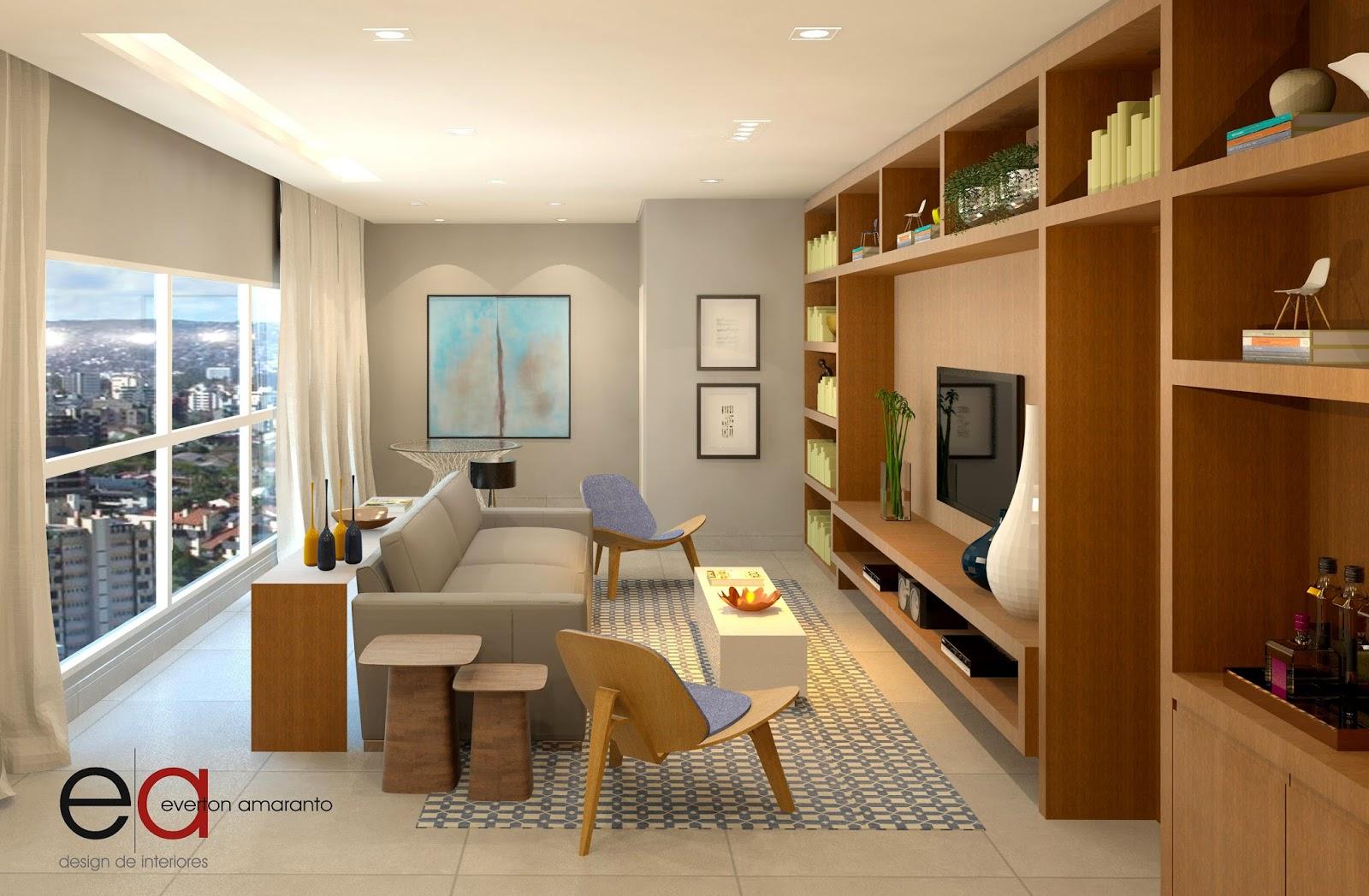Everton amaranto projeto de interiores curso interiores for De interiores