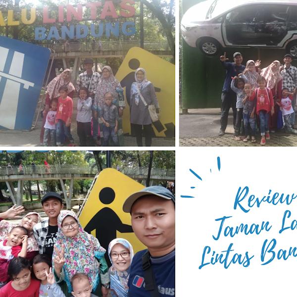 Review Taman Lalu Lintas Ade Irma Suryani Bandung
