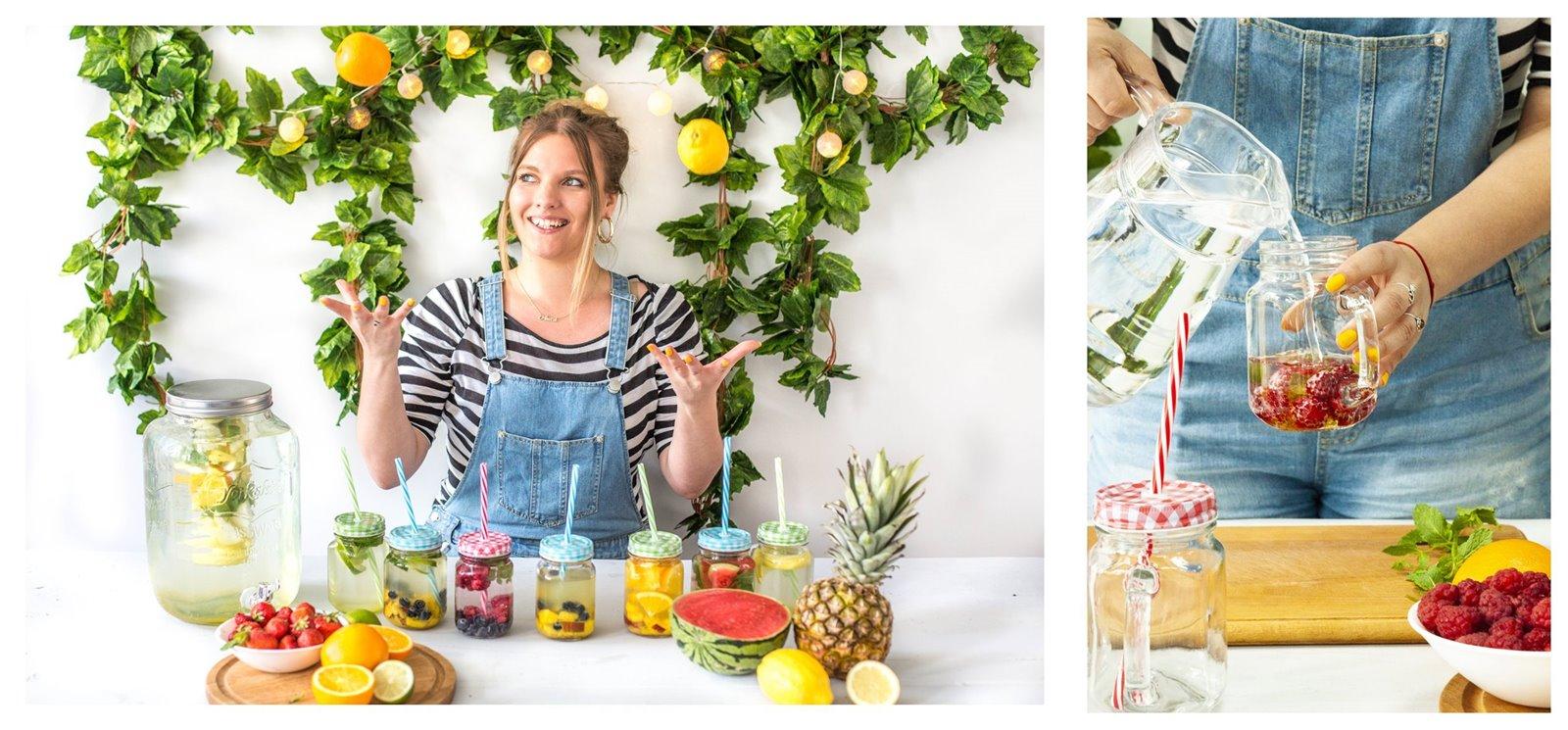 12 pomysły na urodziny na przyjęcie przyjeciele słoiki tumblr friends pinterest słoiki inspiracje lemoniada bez cytryny arbuz jak zrobić lemoniady napoje słodkie wakacje lato przepis kulinaria kuchnia łódź blog