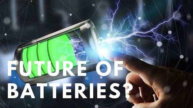 Top 5 next generation battery technology in future