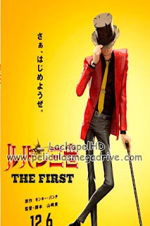 Lupin III: The First [2019]  Full HD 1080P Latino–Ingles[Google Drive] LachapelHD