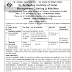Recruitment of various post in DR.Ambedkar Instiude of Hotel Management catering And Nutrition