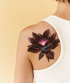 Awesome Lotus Flower For Men