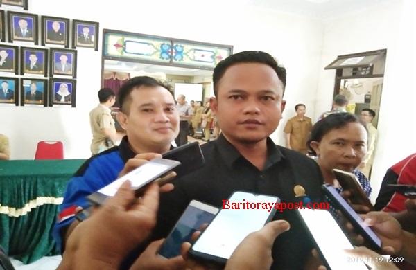 Ketua DPRD Bartim: Legislatif Tidak Maksimal Atau Malas Bersidang Itu Tidak Benar