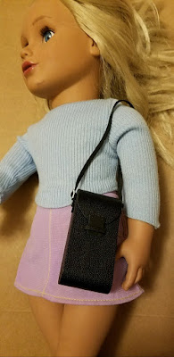 Tolly Tots Doll Lauren Models Kit's Camera Case