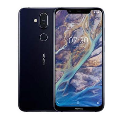 سعر و مواصفات هاتف جوال نوكيا 8.1 \ Nokia 8.1 في الأسواق