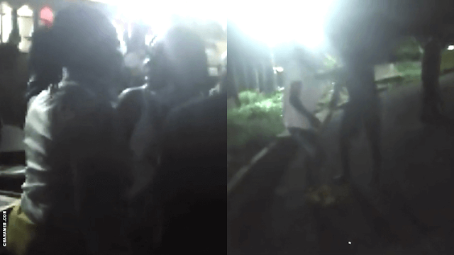 Watch the moments as Lesbians and gays were arrested during their wedding in Ghana (Video)