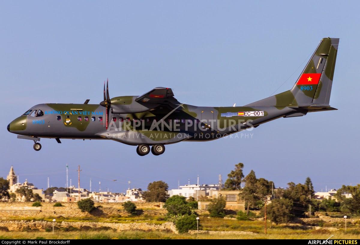 DEFENSE STUDIES: Airbus Delivered Third and Last C-295M ...