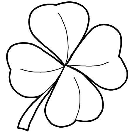 Hình tô màu chiếc lá hình trái tim