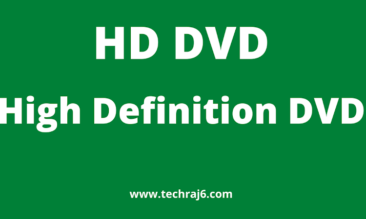 HD DVD full form,what is the full form of HD DVD