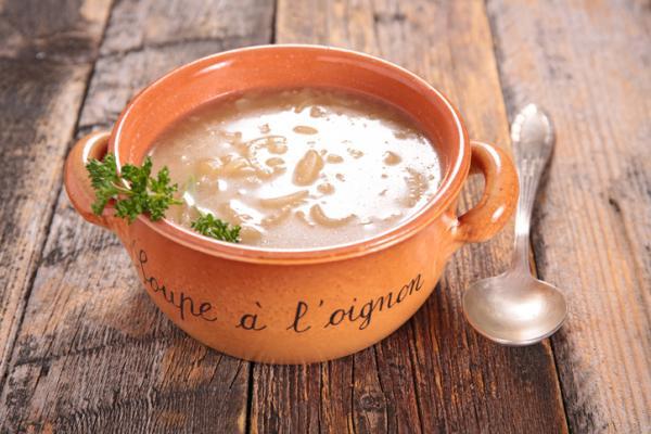 Comment faire de la soupe à l'oignon pour perdre du poids