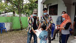 Wakil Ketua DPD PKN Sumut Santuni Anak Yatim Piatu