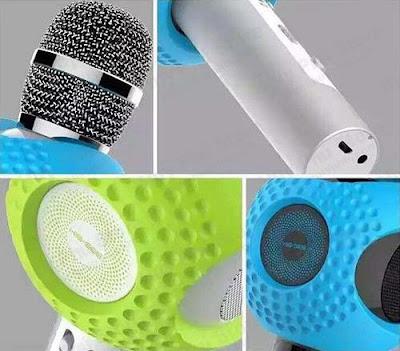 Micro hát Karaoke HIG-SEE XT5
