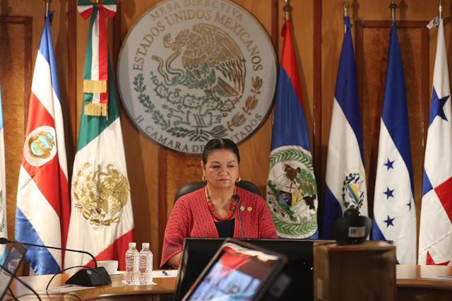 Sauri Riancho instala la Comisión Interparlamentaria Especial para la Recuperación de la Pandemia COVID-19