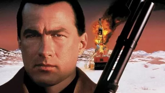 On Deadly Ground (1994) - Steven Seagal