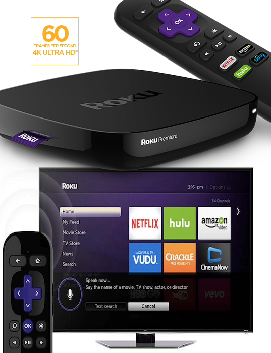 Roku Best Media Streamers 2018