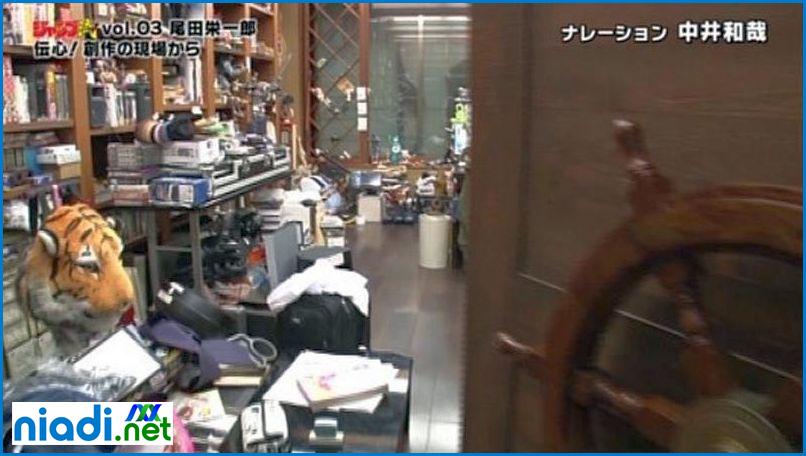 rumah mewah kreator one piece, design concept house oda, agama eiichiro oda, alamat rumah eiichiro oda, anak eiichiro oda, biografi eiichiro oda