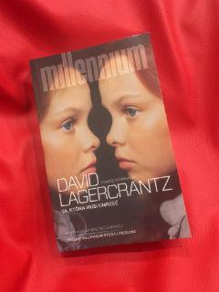 """""""Ta, która musi umrzeć"""" David Lagercrantz, fot. paratexterka ©"""