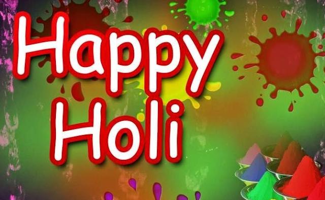 happy holi 2018 pic