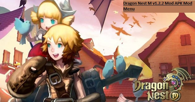 Dragon Nest M v1.2.2 Mod APK Mod Menu