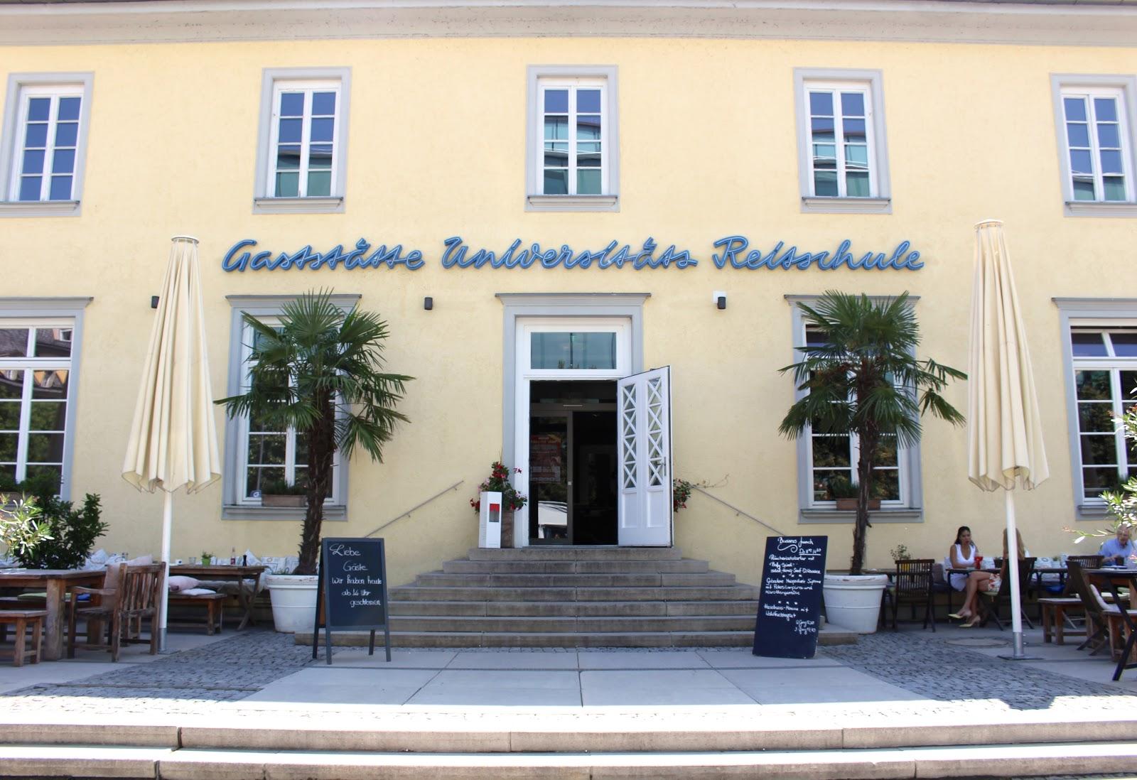 Café Reitschule frühstück   Munich