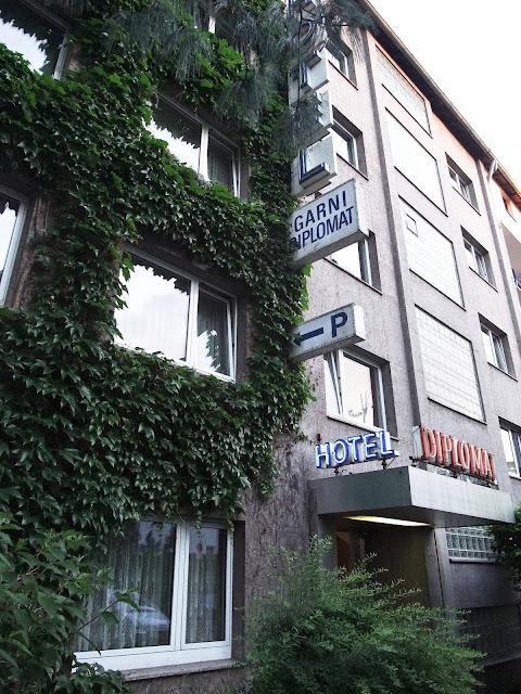 [住宿] 德國 - Hotel Diplomat, Frankfurt am Main