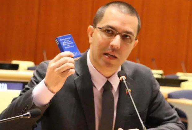 Jorge Arreaza: Ojalá y no corra sangre de los marines de EEUU si hay intervención