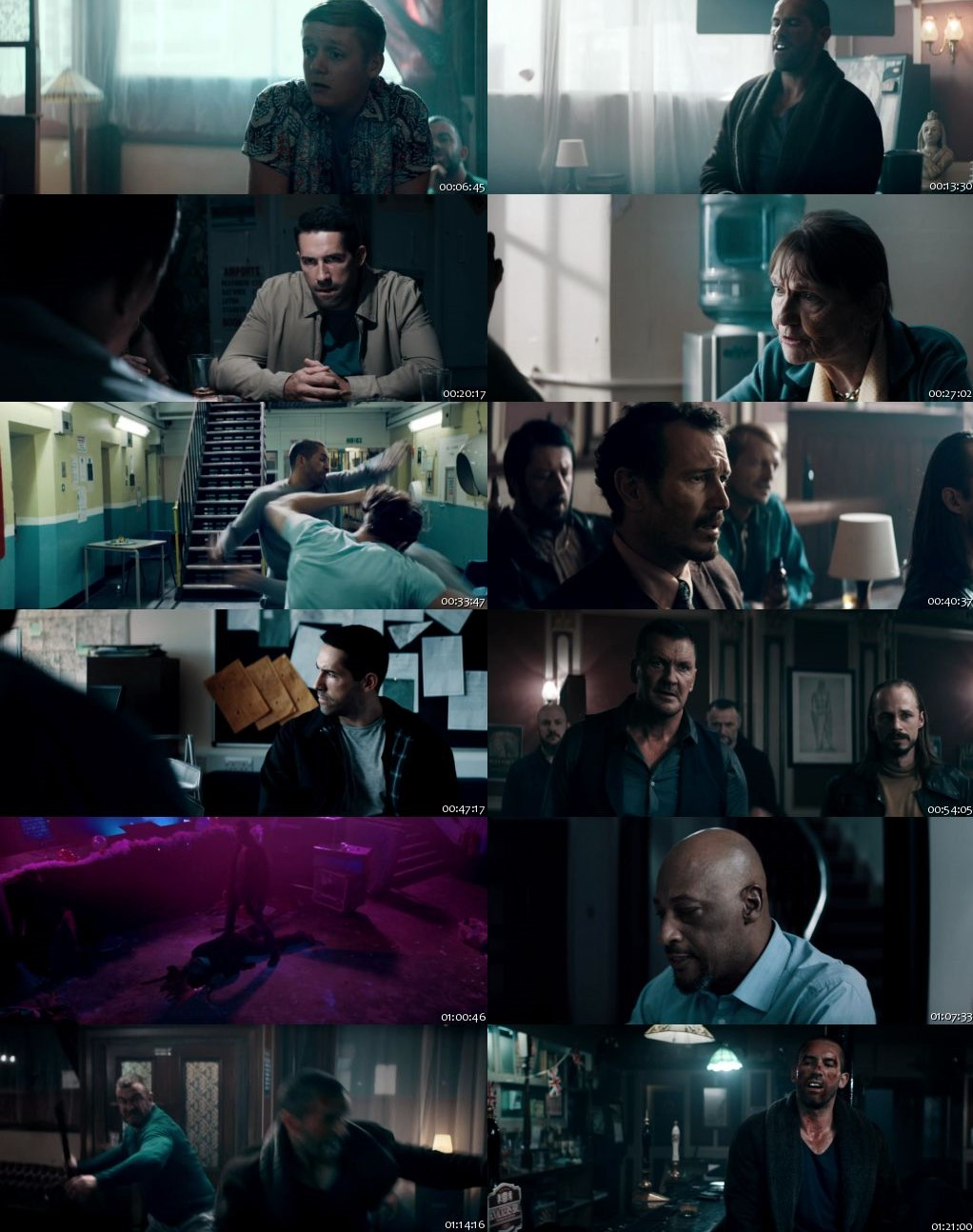 Avengement 2019 BRRip 720p