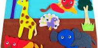 Jual Mainan Anak Flanel Playboard