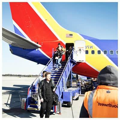 La FAA propone multa de $ 3.9M para Southwest Airlines