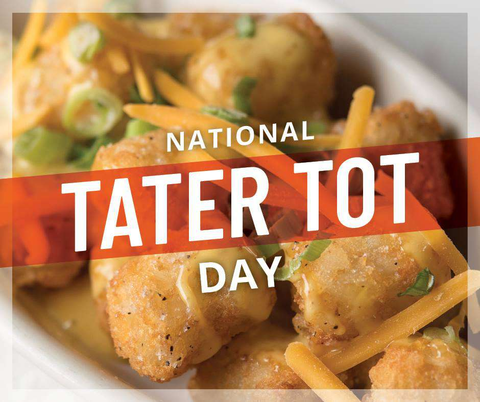 National Tater Tot Day Wishes Sweet Images