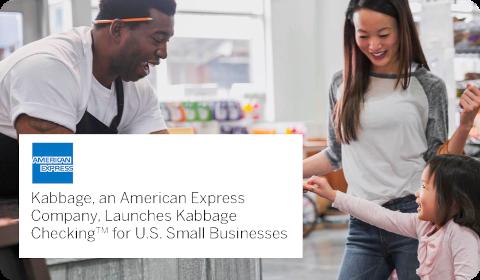 American Express – Kabbage Checking