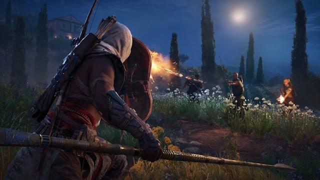 تحديث 1.03 للعبة Assassin's Creed Origins أصبح متوفر الأن و هذه مميزاته ...