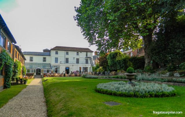 Royal Winchester Hotel, Inglaterra