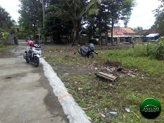 Tanah dekat area Perkantoran Dinas Bantul