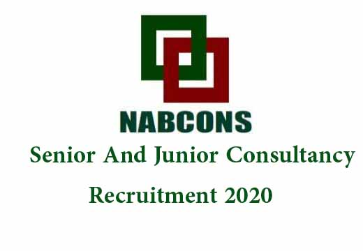 Nabard Nabcons Consultancy Services Recruitment 2020