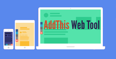 AddThis Web Tools for Blogger
