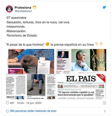 https://twitter.com/protestona1/status/1272439726348267520?ref_src=twsrc%5Etfw%7Ctwcamp%5Etweetembed%7Ctwterm%5E1272439726348267520&ref_url=http%3A%2F%2Fwww.izquierdadiario.es%2FLa-CIA-confirma-lo-que-ya-sabiamos-Felipe-Gonzalez-y-el-PSOE-armaron-los-GAL