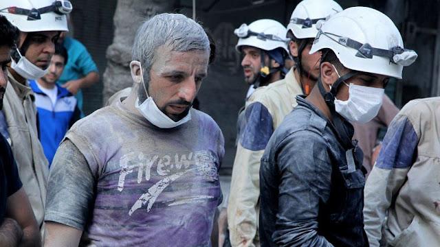 Rescue organization White Helmets's founder James Le Mesurier found died in Syria