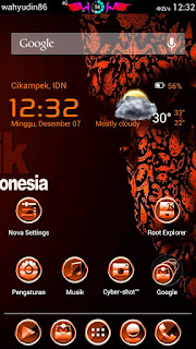 Custom Rom Batiklicious For  ZTE Grand X V970M