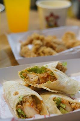 Kebab Ayam Rockstar Chicken