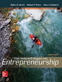 Entrepreneurship by Robert Hisrich 10th Edition