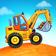 تنزيل ألعاب شاحنة للأطفال