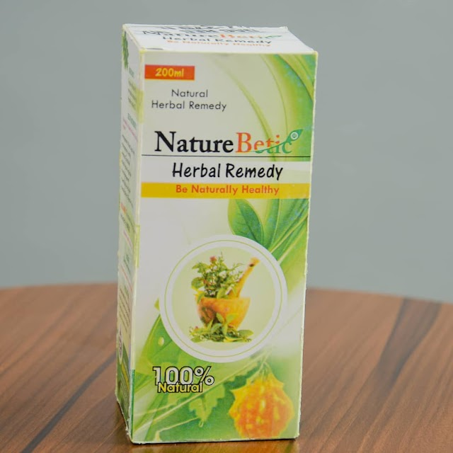 NATUREBETIC HERBAL REMEDY HITS MARKET WITH UNBELIEVABLE WONDERS