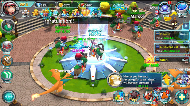Cara Mengatasi Force Close (FC) di Pokeland Legends