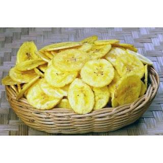 Banana Chips from Kanyakumari District