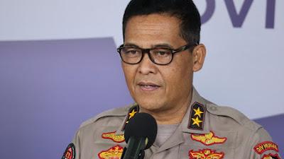 Cegah COVID-19, Polri Tutup Pintu Masuk Arus Balik Menuju Jakarta