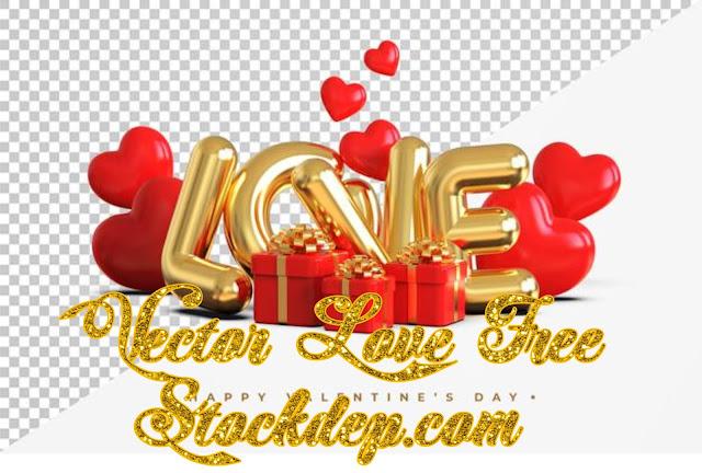 vector love free